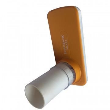 Spiromètre connecté IOS et Android : PneumoConnect sur tablette, dépistage maladies respiratoires