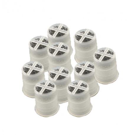 Filtres pour spiromètres incitatifs Pulmogain, Pulmovol