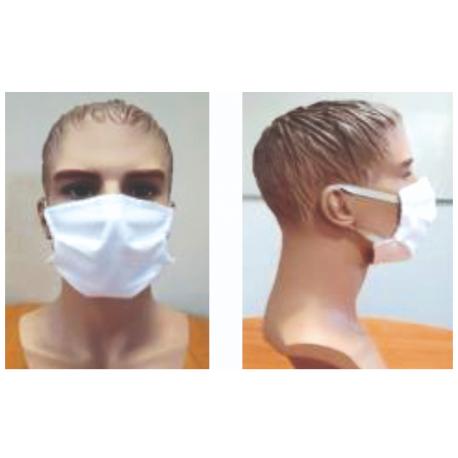 Masque anti-projections 30 lavages (vendus par 5)