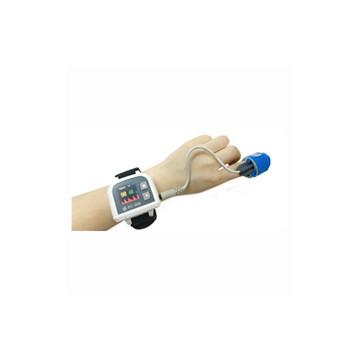 Capteur silicone enfant pour oxymètre professionnel de poignet PC68B