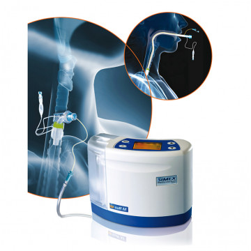 SIMEX Cuff M dispositif d'aspiration sous-glottique automatique et intermittente